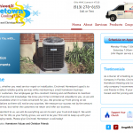 Cincinnati Hometown Heating and Cooling homepage